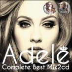 ���ǥ롦�٥��ȡ��γ� MixCD��MIX CD��Adele Complete Best Mix -2CD-R- / Tape Worm Project[M�� 2/12]