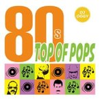 送料無料 80年代・ポップ・アラサー・アラフォー【洋楽CD・MixCD】80's Top Of Pops / DJ Oggy[M便 2/12]