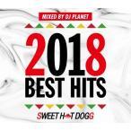 【洋楽CD・MixCD】Sweet Hot Dog 2018 Best Hits / DJ Planet[M便 2/12]