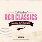 【洋楽CD・MixCD】Old School R&B Classics Vol.4 / DJ Mighty[M便 2/12]