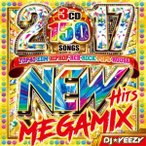 送料無料 【洋楽CD・MixCD】2017 New Hits Megamix / DJ★Yeezy[M便 2/12]