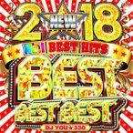 【洋楽CD・MixCD】2018 Best Best Best / DJ You★330[M便 2/12]