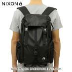 【エントリーで5%付与 5/26 0:00〜5/28 23:59】 ニクソン NIXON 正規販売店 バッグ Waterlock Backpack II BLACK NC1952000-00