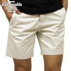 アバクロ メンズ Abercrombie&Fitch 正規品 ショートパンツ A&F CLASSIC FIT SHORTS
