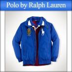 ポロラルフローレンキッズ POLO RALPH LAUREN CHILDREN 正規品 子供服 ボーイズ ジャケット Stuttgart Jacket #21589276 BLUE