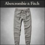 アバクロ Abercrombie&Fitch 正規品 メンズ スウェットパンツ A&F JOGGER SWEATPANTS 134-355-0157-012