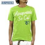 エアロポステール AEROPOSTALE 正規品 メンズ 半袖Tシャツ Aero So.Cal Logo Graphic T 6005-5769