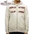 ホリスター HOLLISTER 正規品 メンズ パーカー Textured Logo Graphic Hoodie 322-226-0014-178