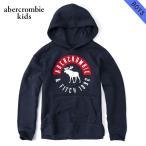 アバクロキッズ AbercrombieKids 正規品 子供服 ボーイズ パーカー logo pullover hoodie 222-628-0015-023