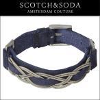 スコッチアンドソーダ SCOTCH&SODA 正規販売店 ブレスレット LEATHER VARIOUS BRACELETS 136679 0221 COMBO E