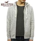 ホリスター パーカー メンズ HOLLISTER 正規品 ジップアップHollister Feel Good Fleece Hoodie 322-222-0645-112
