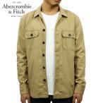 アバクロ メンズ Abercrombie&Fitch 正規品 アウター シャツジャケット MILITARY SHIRT JACKET 125-168-2951-400
