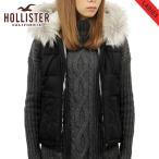 ショッピングホリスター ホリスター レディース HOLLISTER 正規品 アウター パファーベスト Sherpa-Lined Hooded Puffer Vest 344-445-0580-900
