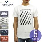 アメリカンイーグル AMERICAN EAGLE 正規品 メンズ クルーネック プリント半袖Tシャツ AE GRAPHIC T-SHIRT