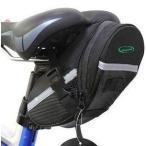 B053』自転車用サドルバッグ、簡単取付、防水仕様、小物収納にテールリアポーチ