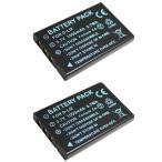 Yahoo!MIXY4TKG』【2個セット】D-LI2 ペンタックス互換バッテリーのお得な2個セット