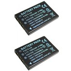 Yahoo!MIXY4TKG』【2個セット】NP-60 富士フィルム互換バッテリーのお得な2個セット