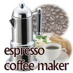 エスプレッソコーヒーメーカー /  自宅で本格エスプレッソ