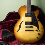 Sadowsky/Archtop Series Semi-Hollow Model Caramel Burst【在庫あり】【店頭受取対応商品】