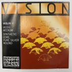 ヴァイオリン弦 VISION(ヴィジョン)D 1/2サイズ用 ※メール便対応