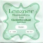ヴァイオリン弦 Goldbrokat(ゴールドブロカット)E 0.26 ※メール便対応
