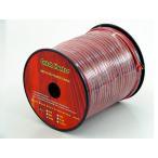 14G 14ゲージ パワーケーブル/スピーカーケーブル 100m巻 Wコード 電源用/スピーカー用