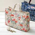 キャスキッドソン 2WAYキャリーオールバッグ(ストロベリー) Cath Kidston / 40代 50代 60代 70代 ファッション シニア ミセス レディース 婦人 かばん 鞄 旅行