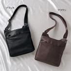 鞄 日本製 牛革 シンプル 旅行 買い物 / 牛革国産ボディバッグ / 40代 50代 60代 70代 ファッション ミセス シニア レディース バッグ かばん