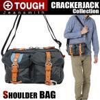 TOUGH タフ ショルダーバッグ tough CRACKCER JACK 58001