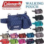 coleman/コールマン/バッグ/ウエストポーチ/ショルダーバッグ/2L/2WAY WALKINGPOUCH/CBW4011