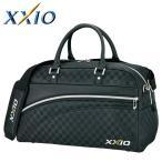 ゼクシオイレブン XXIO ゴルフ スポーツバッグ ボストンバッグ GGB-X111 ブラックチェック 送料無料