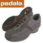 ショッピングスポーツ シューズ アシックス ペダラ ウォーキングシューズ レディース pedala WS267B P12 Pウォームグレー 23.0cm 訳あり 送料無料