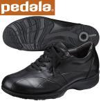 ショッピングウォーキングシューズ ペダラ ウォーキングシューズ アシックス pedala レディース WS366S 90 ブラック 送料無料