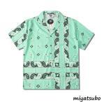 アロハシャツメンズシャツ半袖 開襟シャツ花柄ハワイプリント半袖シャツリゾート旅行コーデおしゃれ涼しい 夏