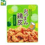 鶏皮 つまみ ネオフーズ竹森 おつまみ鶏皮 わさび風味:4985635049609