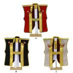 陣羽織 はちまき付 被布着 室内飾り 五月飾り お祝い 初節句 端午の節句 送料無料