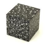 5寸 三段 重箱 桜美(黒) 大型 弁当箱 おしゃれ 3段 お重箱 かわいい おせち 正月 花見