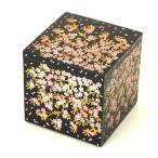 重箱 3段 5寸 三段 さくら(黒)ミニ モダン 大型 弁当箱 おしゃれ 3段 お重箱 かわいい おせち 正月 花見