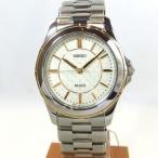 「質屋出店」「当店保証1年付」セイコー ドルチェ 8J41-0AF0 メンズ 時計「中古」