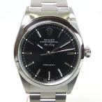 「質屋出店」「当店保証3年付」ロレックス エアキング 14000M メンズ 時計「中古」