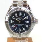 「質屋出店」「当店保証1年付」ブライトリング スーパーオーシャン A17340 メンズ 時計「中古」