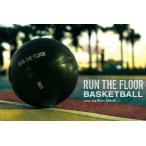 RUN THE FLOOR ランザフロアー バスケットボール7号球 人工皮革 B.LEAGUE【ネーム加工不可】(python black)【B7R3501】