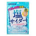 塩サイダーキャンディー UHA味覚糖 熱中症対策