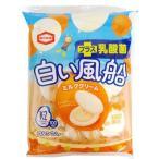 白い風船 プラス乳酸菌 ミルククリーム【亀田製菓】ミルククリームサンドソフトせんべい