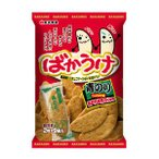 ばかうけ 青のり しょうゆ味 18枚【栗山米菓 Befco】