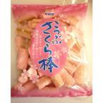 こつぶ さくら棒(麩がし) ピンク色の麩菓子 静岡県売れ筋商品ふがし