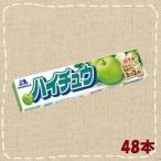 森永 ハイチュウ グリーンアップル 48本(12本入り4BOX)卸特売