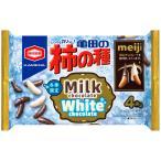 亀田の柿の種 チョコ&ホワイトチョコレート 77g(