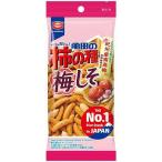 亀田の柿の種 梅しそ 60g食べきりパック 10袋【亀田製菓】
