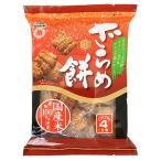 越後製菓 ざらめ餅4パック入り100g×12袋 甘辛しょうゆ味のおかき